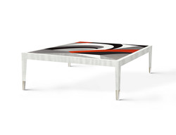 COFFEE TABLE VIA ROMA