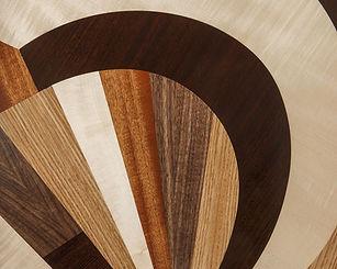 ALBA legno intarsiato