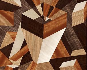 FAMIGLIA legno intarsiato