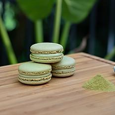 Japanese Matcha Macaron