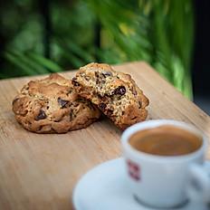 New York Chocolate Walnut Cookies