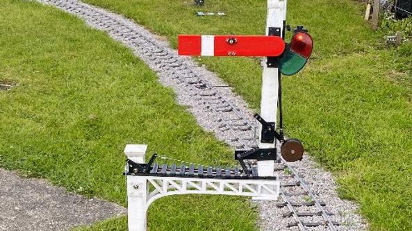 GNR bracket signal