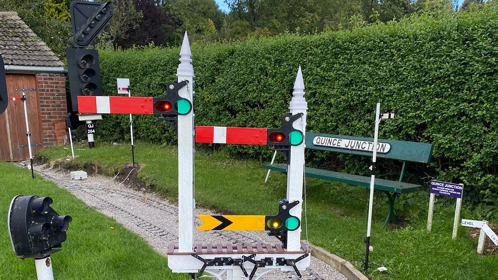 Midland railway Bracket signal