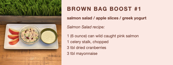 Brown Bag Brain Boosts: Power-Packed Lunches for Kids