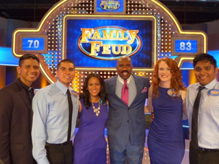 Steve Harvey Gives Business Advice During Family Feud Filming that Shocks the Audience