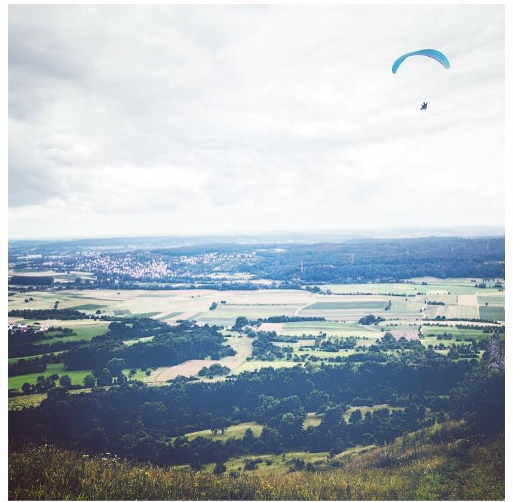 cliff parachute steve harvey mark nathan blog post
