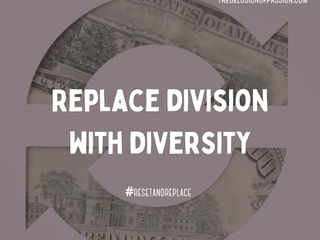 Replace Division with Diversity