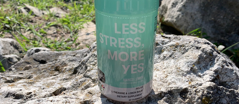 Less Stress, More Yes