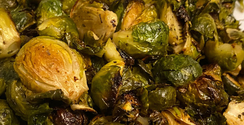 Meredith's Famous Holiday Brussel Sprouts