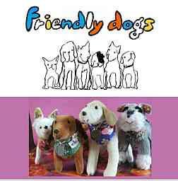 friendlydogs様
