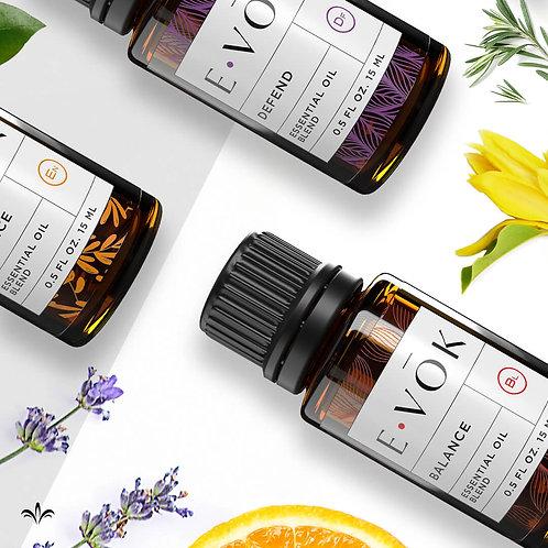 E·VŌK Essential Oil Blends