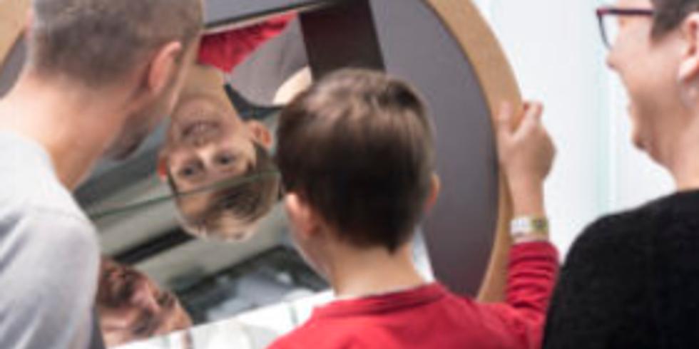 """Special exhibition """"mirror, mirror"""""""