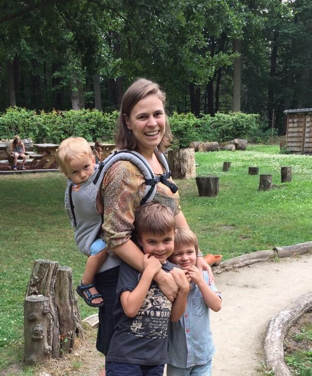 Gastblog: Leven van een jongensmama