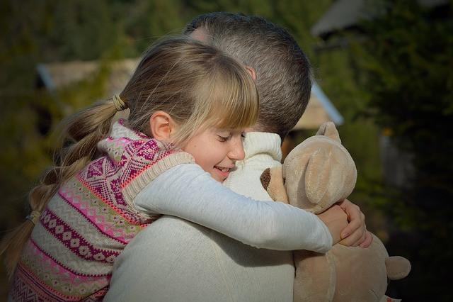 Alfabet van de Opvoeding- xxx van kusjes en knuffels