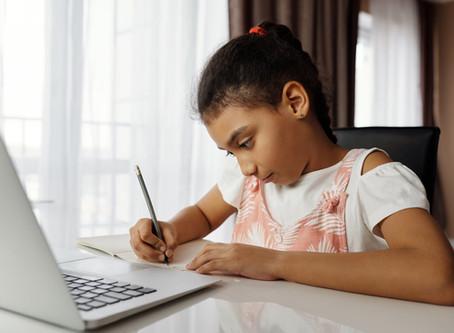 Studybuddies helpen leerlingen tijdens studeren