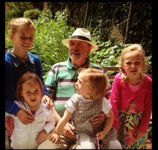 Gastblog: Opa worden
