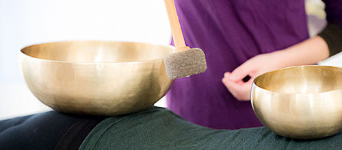 Klangschalen - Massage 60min.