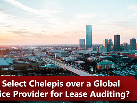 Why Select Chelepis Over The Global Service Providers For Lease Auditing?
