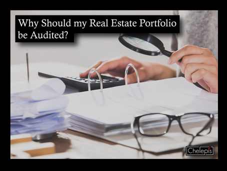 Why Should my Real Estate Portfolio be Audited?