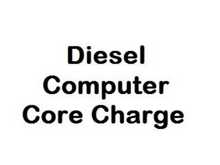 Diesel Computer Core Charge
