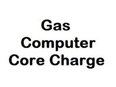 Gas Computer Core Charge