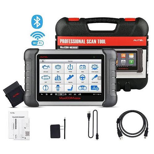 Autel MaxiCom Bluetooth MK808BT Auto Diagnostic Tool Code Reader All Systems