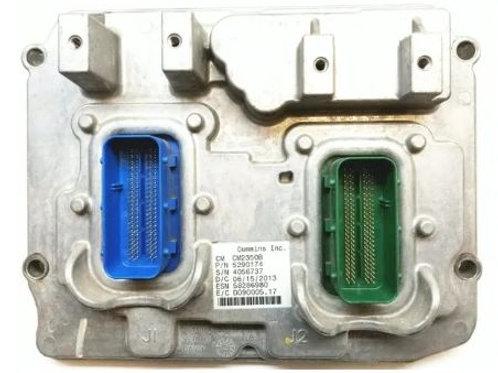 2016 - 2017 DODGE RAM CUMMINS 6.7LTR DIESEL ENGINE COMPUTER MODULE ECM PCM