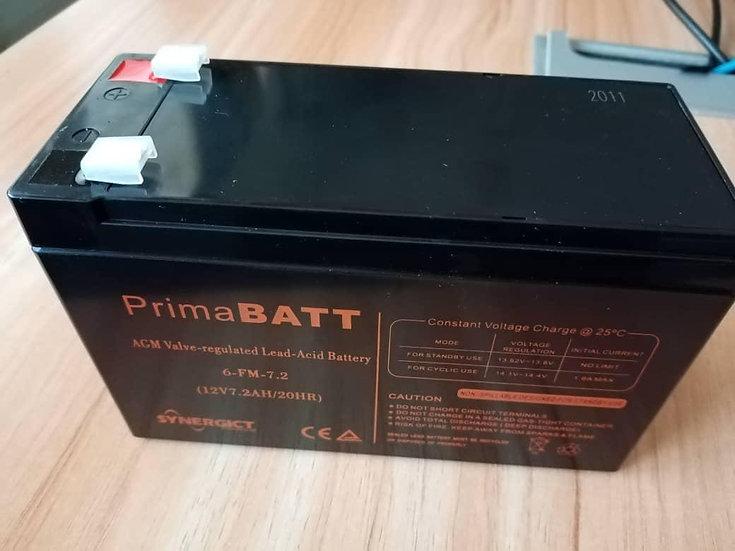 SCS 12V 9AH Battery