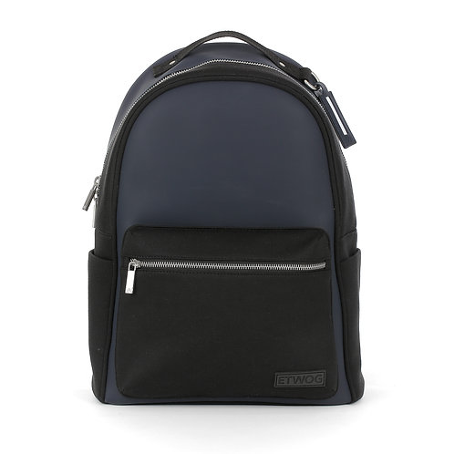E1LSDSILAD-Navy Backpacks (Large)