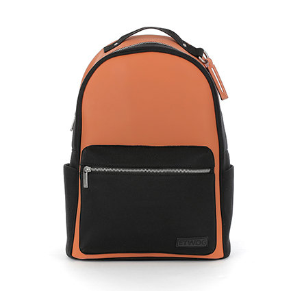 E1LSDSILAD-Orange Backpacks (Large)