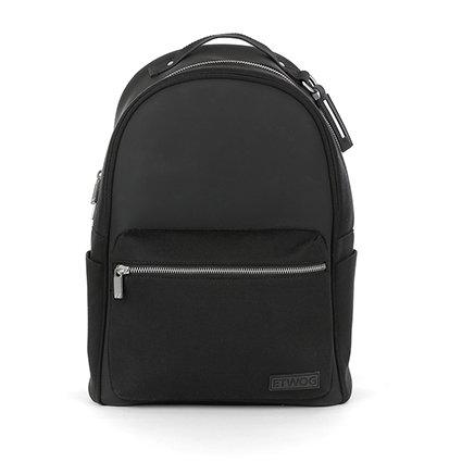 E1LSDSILAD-Black Backpacks (Large)