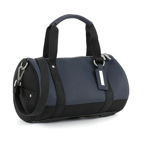 E1SDUFSILAD-Navy Duffel Bags (Small)