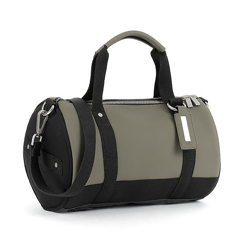 E1SDUFSILAD-Kaki Duffel Bags (Small)