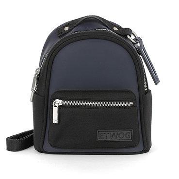 E1SSDSILAD-Navy Backpacks (Small)