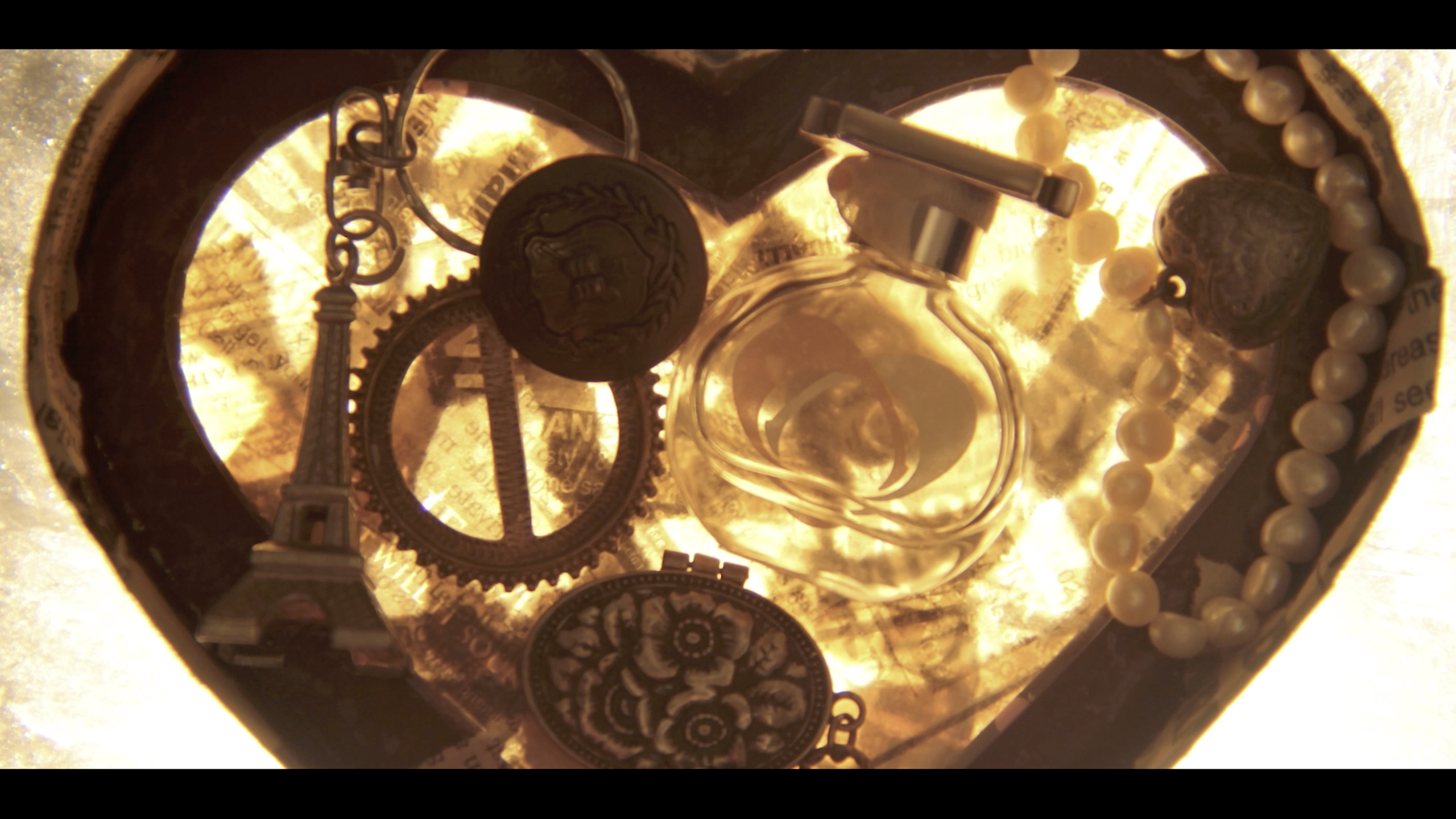 The Heart Clock from Eulogies