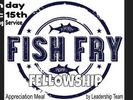Fish Fry Fellowship