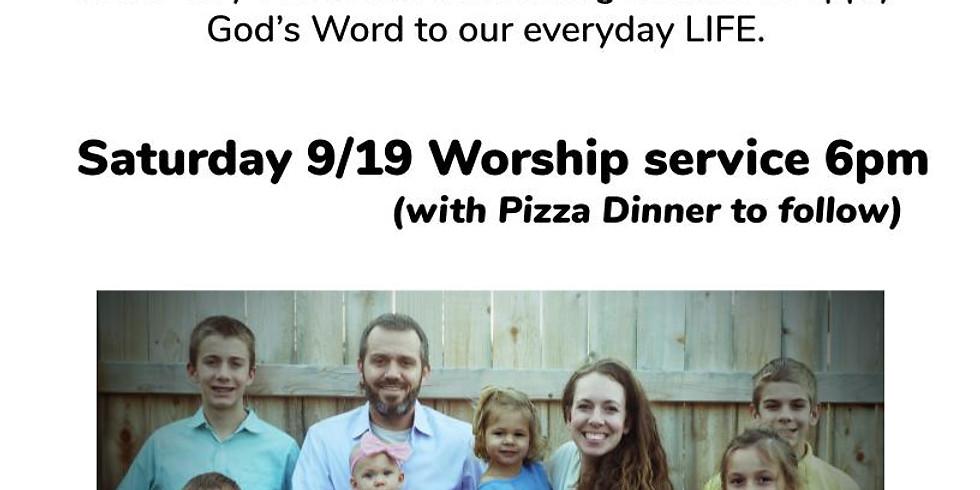 Worship Service w/ Jared Dodd