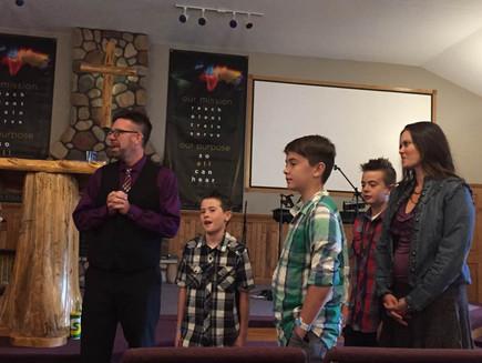 Northwoods Votes in New Pastor