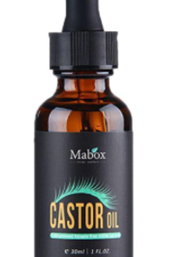 Natural Castor Oil