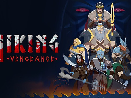 Viking Vengeance Available April 8th on Steam