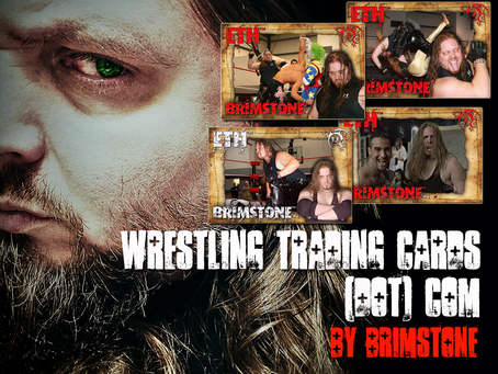 Wrestling Trading Cards (dot) Com