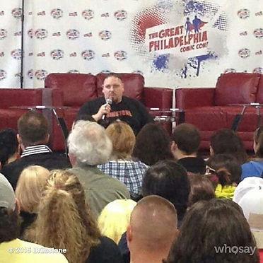Brimstone | Brimstone Panel at the Great Philadelphia Comic Con