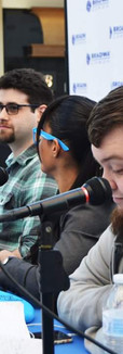 The Grindhouse Radio Cast