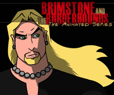 Brimstone | Animated Still