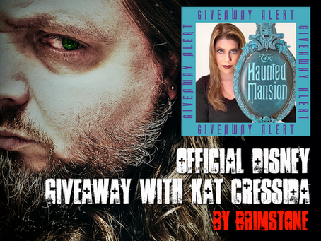Official Disney Giveaway with Kat Cressida
