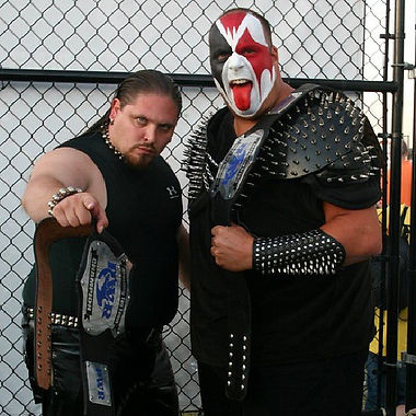 Brimstone | Carnival of Destruction PWR Tag Team Champions with Demolition Blast