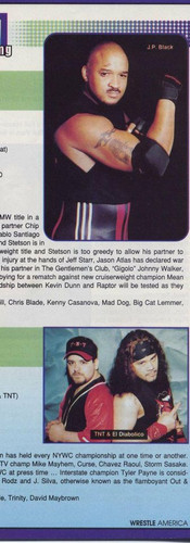 Brimstone | Magazine Article