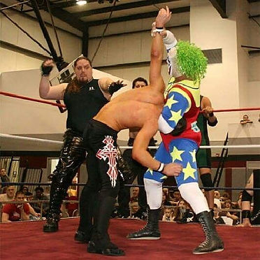 Brimstone | Brimstone tags with Doink the Clown
