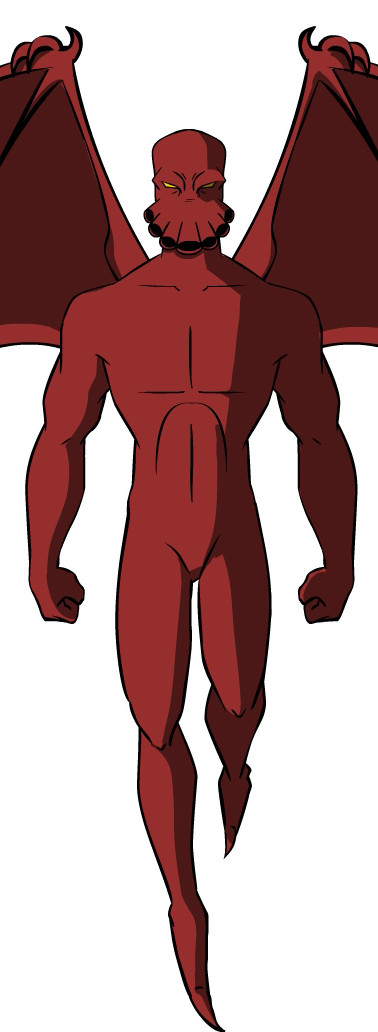 Ferryman Animated Character