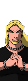 Brimstone Animated Character